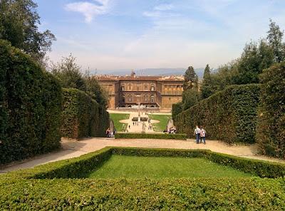 Palazio Pitti Florencia