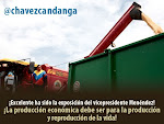 ¡La producción económica debe ser para la producción y reproducción de la vida!