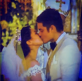 Dingdong Dantes, Marian Rivera wedding