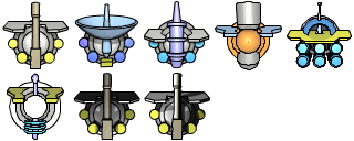 tower defense  Turrets_units