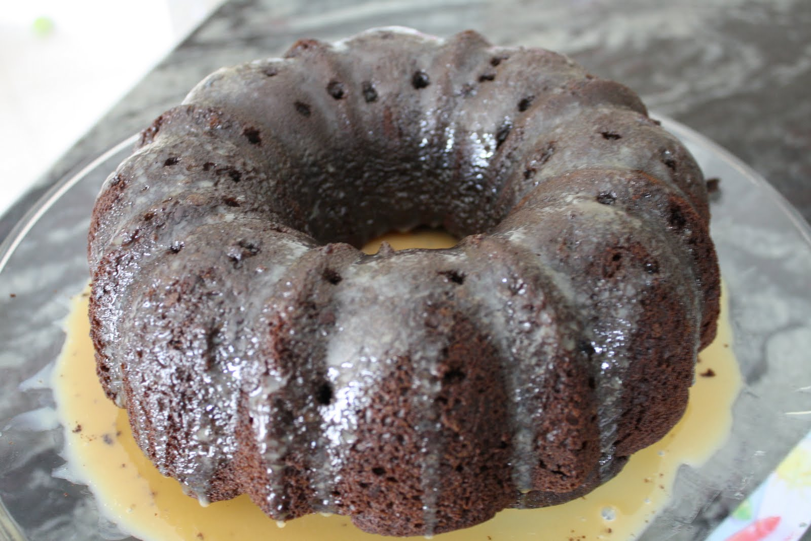 Better than sex bundt cake