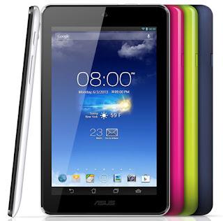 Asus Perkenalkan Tablet MeMO Pad HD 7