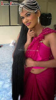 Ayesha madushani sri lankan model