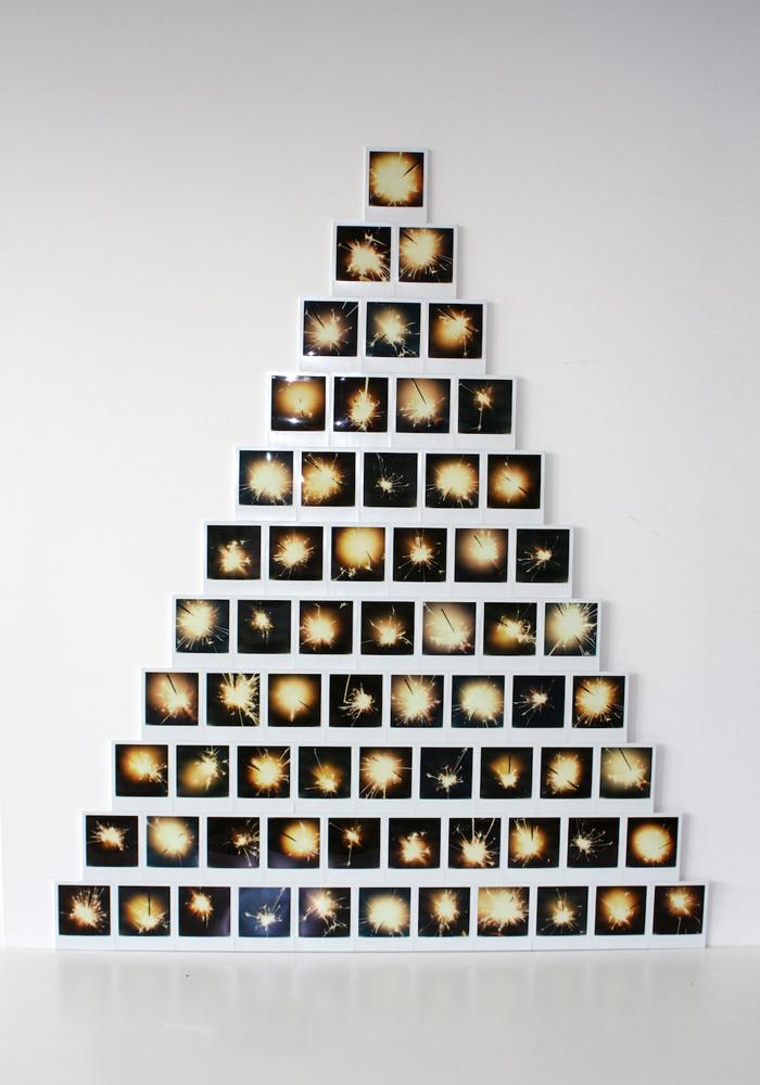 Kerstboom van mode-ontwerper Marc-Philippe Coudeyre