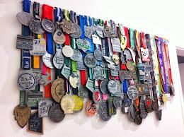Nosso Porta-Medalhas ;)