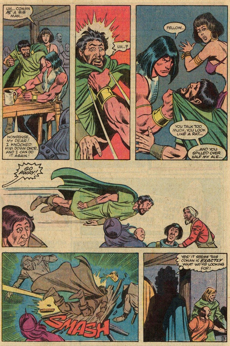 Conan the Barbarian (1970) Issue #146 #158 - English 6