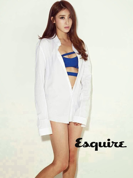 nine muses hyuna esquire korea 2014