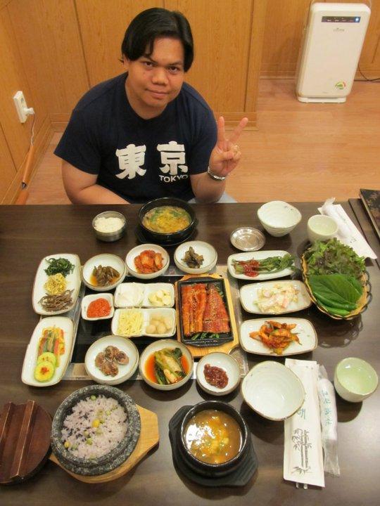 South Korea Seoul Food Danhae