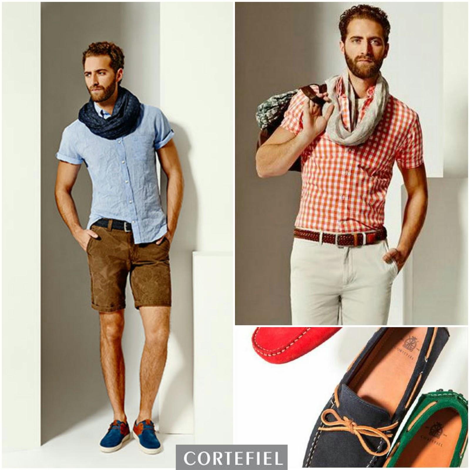 Moda Verano Cortefiel