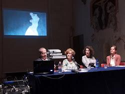 Presentació SILENTIUM a Siena (Itàlia) 2017