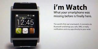Google Siapkan Android untuk Smart Watch