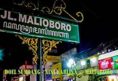 Doel Sumbang dan Nini Carlina - Malioboro