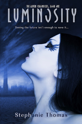 Cover Reveal: Luminosity by Stephanie Thomas