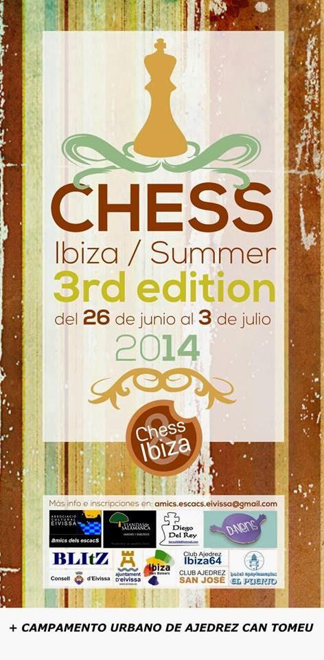 3rd CHESS OPEN IBIZA IN SUMMER