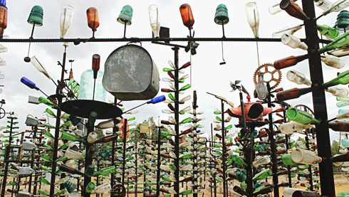bottle tree ranch route 66 california