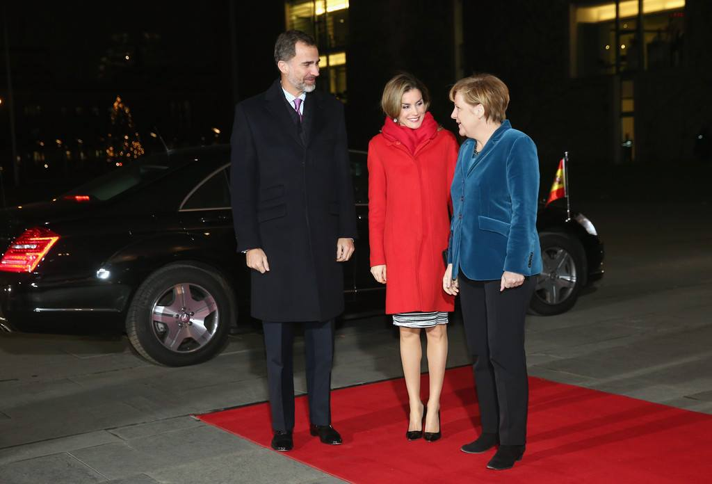 Angela Merkel Chancellor of the Federal Republic of Germany