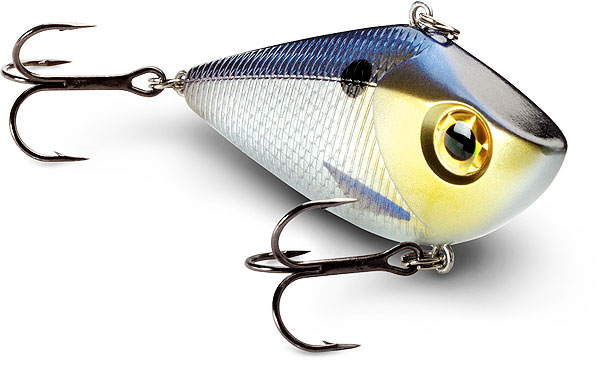 Rapala world news new storm rockin 39 shad for Best ice fishing lures