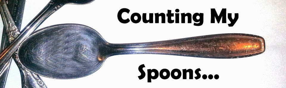 Counting My Spoons