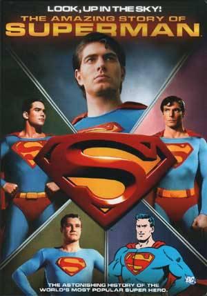 A Incrível História do Superman + Legenda