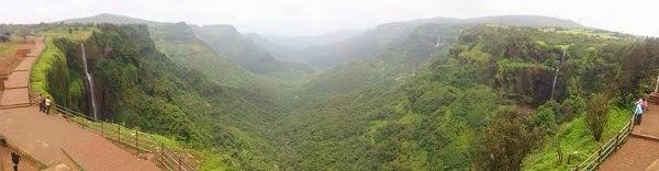 amboli water falls- kavlesad