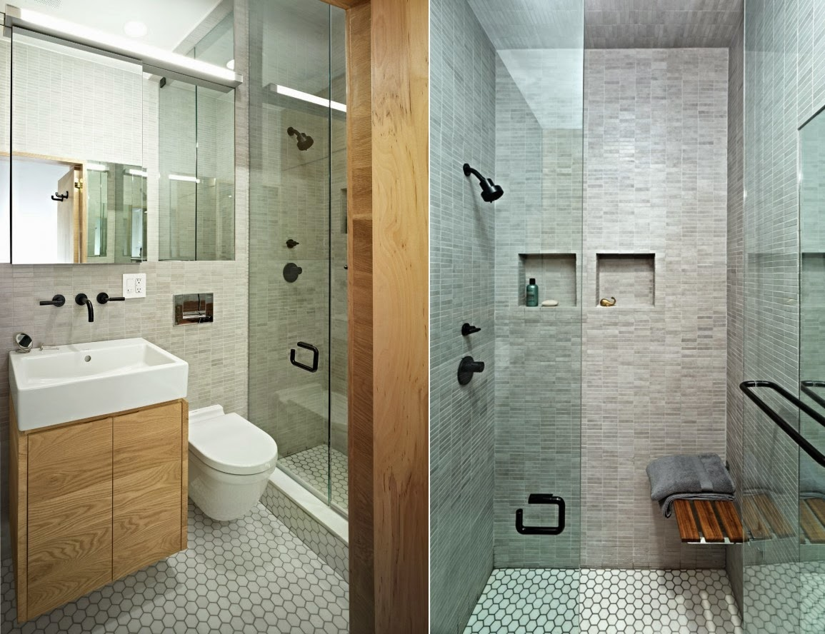 Ideias Banheiros Pequenos : Adim?veis decor ideias para banheiros pequenos
