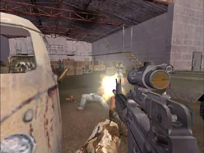 Free Download Delta Force 1 PC Game