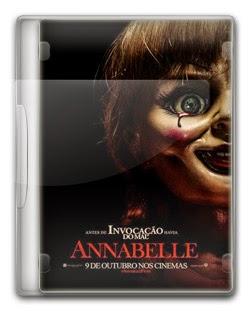 Annabelle   HC HDRip AVI Dual Áudio + RMVB Dublado
