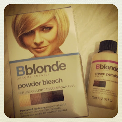 Jerome Russell Bblond bleach review KatSick