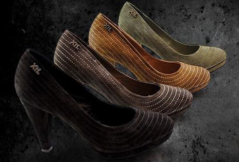 colección zapatos Xti otoño invierno 2011 2012