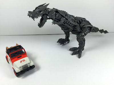 transformers age of extinction grimlock prototype