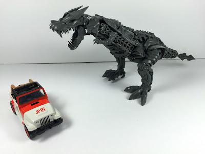 transformers age of extinction grimlock prototype