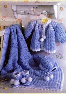 Yeni 2013 Bebek Battaniyesi Örnekleri