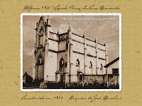 Capela Nossa Senhora Aparecida, Alfenas