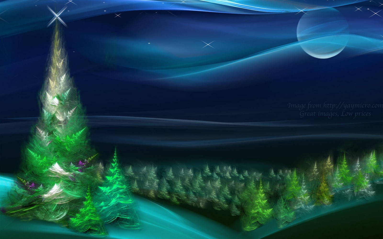 free christmas tree backgrounds