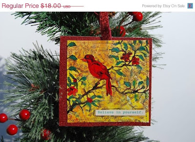 holiday ornaments for music lovers