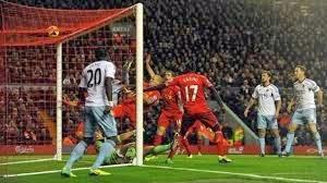 Liverpool 4 - 1 West Ham