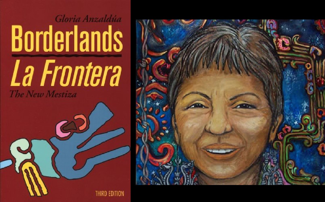 the borderlands by gloria anzaldua Borderlands / la frontera by cantu, norma elia (int) hurtado, aida (int) anzaldua, gloria and a great selection of similar used, new and collectible books available.