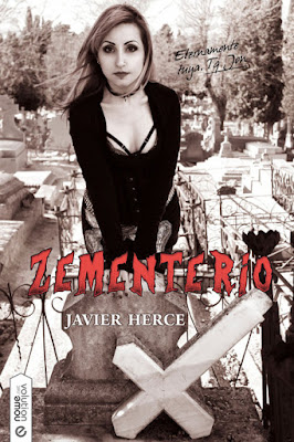 LIBRO - Zementerio  Javier Herce (Nowevolution - 23 Octubre 2015)  NOVELA JUVENIL TERROR  Edición papel & digital ebook kindle   Comprar en Amazon España