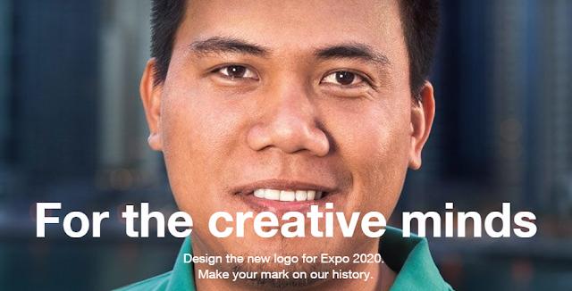 Expo 2020 Dubai logo design competition