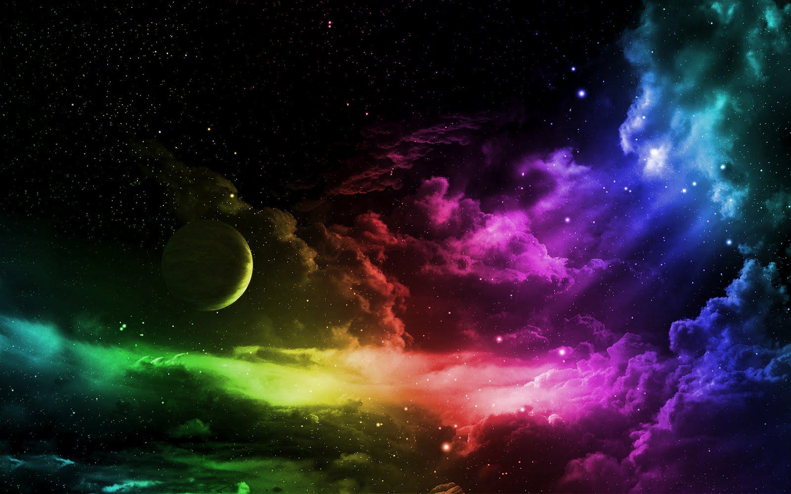 Imagenes con los colores del arcoiris fotografias y for Is space good for a relationship