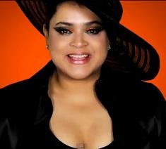 Cantora Preta Gil