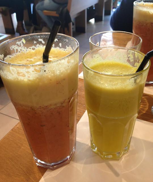 wagamamas juice