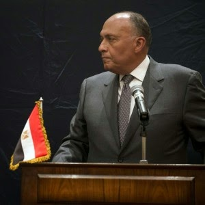 Shoukry to discuss Libya issue in Rome