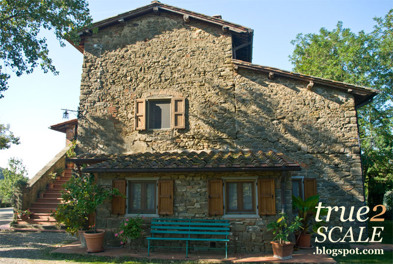 My Tuscan Farmhouse
