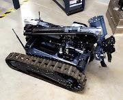 Robot Shark Robotics développé avec les commandos-marine