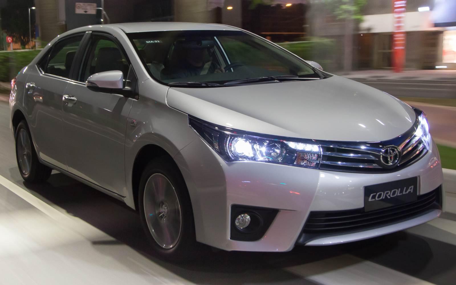 2015 Toyota Corolla Interior Novo toyota corolla altis 2015
