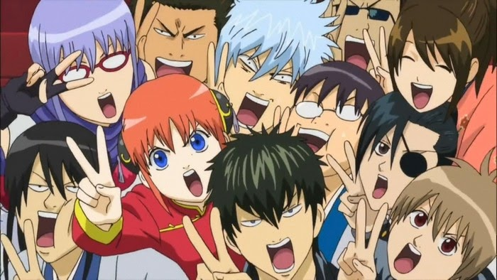Gintama season 2 siap tayang 8 April mendatang