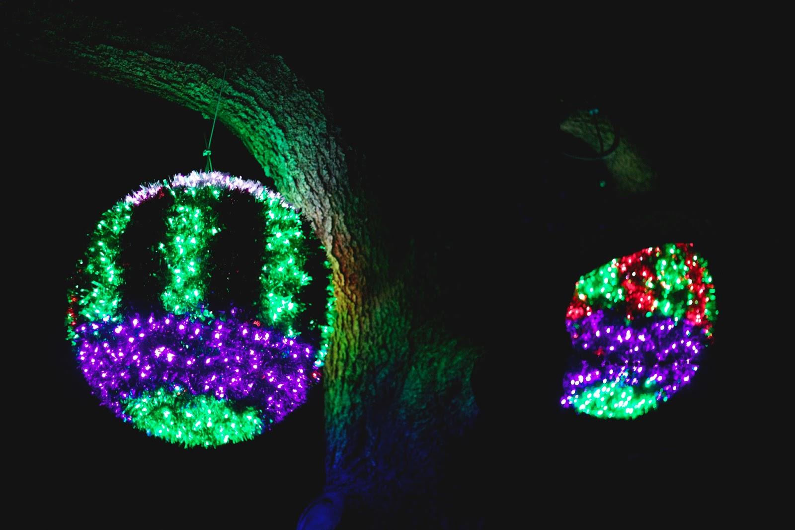 Belper Christmas Lights