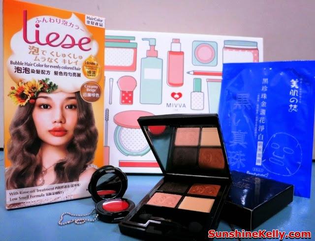 MIVVA Colourific Beauty Box