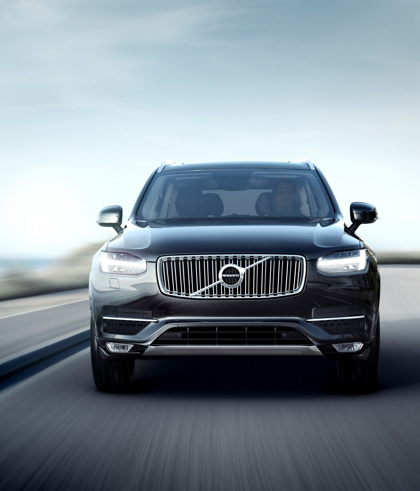 Volvo Xc90 Price: Get A Look At The 2015 Volvo XC90 Through 163 HD Photos